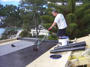 Waterproofing Roofs